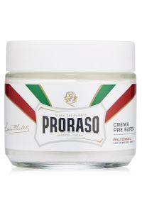 Proraso pre-shave crème gevoelige huid 100ml