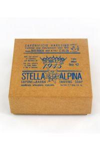 Saponificio Varesino scheerzeep Stella Alpina 150gr