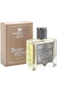 Saponificio Varesino Desert Vetiver eau de parfum 100ml