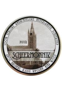 Scheermonnik scheercrème PUUR 75gr