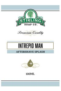Stirling Soap Co. after shave Intrepid Man 100ml
