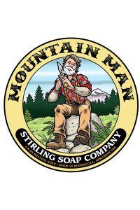 Stirling Soap Co. scheercrème Mountain Man 165ml