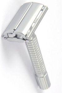 TIMOR double edge safety razor matchroom 80mm handvat