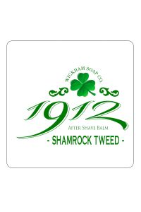 Wickham Soap Co. 1912 after shave balm Shamrock Tweed 50gr