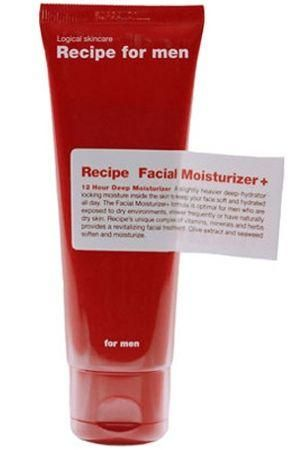 Recipe for Men moisturizer Ultra 75ml