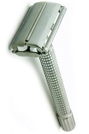 TIMOR double edge safety razor matchroom 100mm handvat