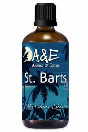 Ariana & Evans after shave & skinfood St Barts 100ml
