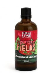 Ariana & Evans after shave & skinfood Strawberry Fields 100ml