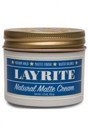 Layrite Natural Matte Cream Pomade 120gr