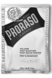 Proraso talkpoeder Mint & Rosemary 100gr