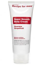 Recipe for Men bodylotion Super Smooth 200ml