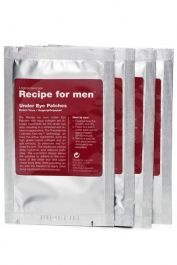 Recipe for Men oogwallen pads 4x