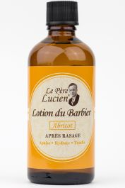Le Pere Lucien after shave lotion Abrikoos 100ml
