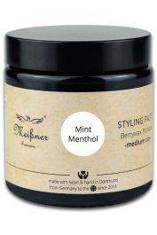 Meissner Tremonia styling paste - medium clay - Mint Menthol 100gr