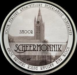 Scheermonnik scheercrème Smoor 75gr
