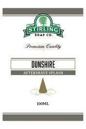 Stirling Soap Co. after shave Dunshire 100ml