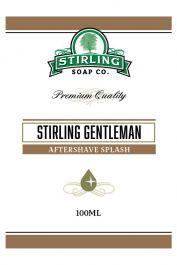 Stirling Soap Co. after shave Stirling Gentleman 100ml