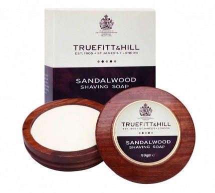 Truefitt & Hill sandalwood scheerzeep 100gr