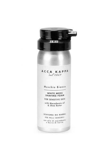 Acca Kappa scheerschuim White Moss 50ml