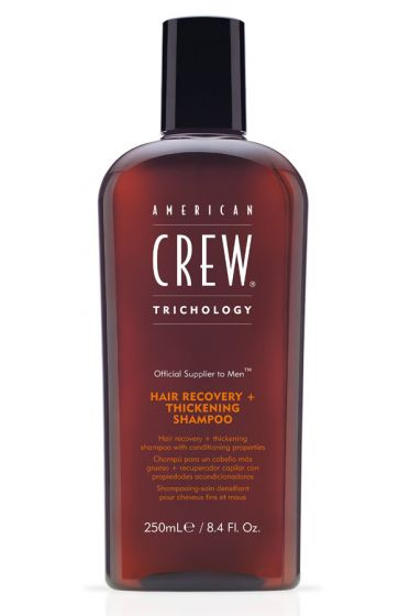 American Crew Hair Recovery + Thickening shampoo 250ml