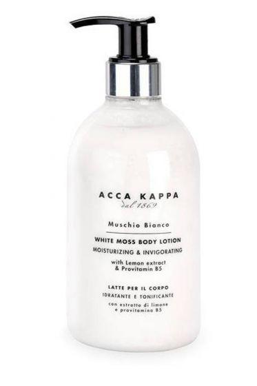 Acca Kappa body lotion White Moss 300ml