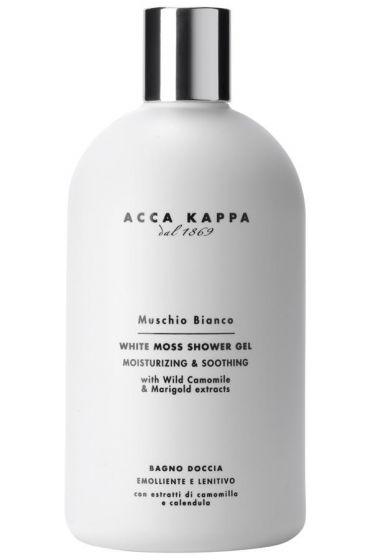 Acca Kappa douchegel White Moss 500ml