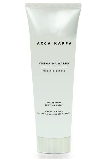 Acca Kappa scheercrème White Moss tube 125ml