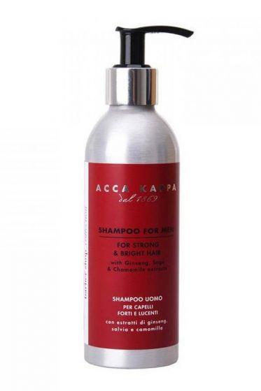 Acca Kappa shampoo for men Barbershop 200ml