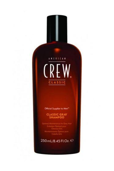 American Crew Classic shampoo grijs haar 250ml