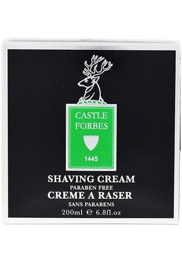 Castle Forbes scheercrème 1445 200ml