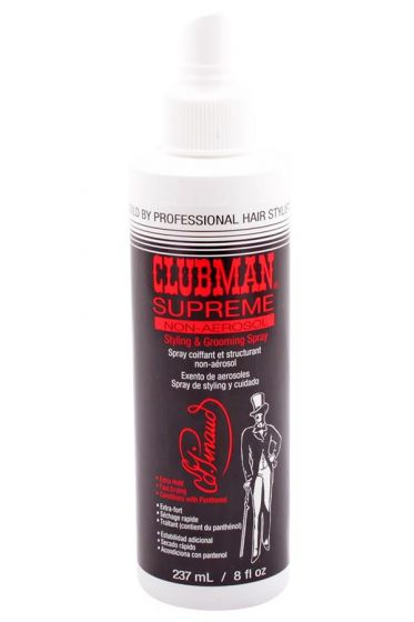 Clubman Pinaud Supreme haarstyling spray 237ml