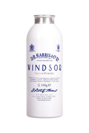 DR Harris talkpoeder Windsor 100gr