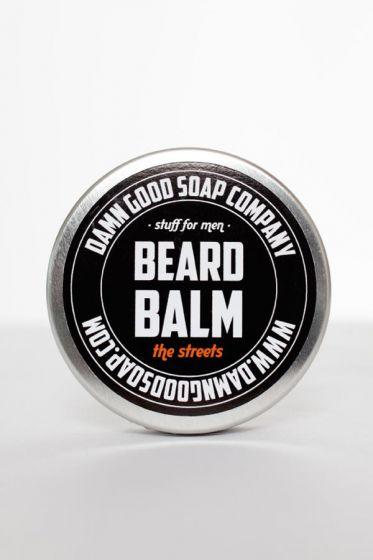 Damn Good Soap Company baardbalm The Streets 25ml