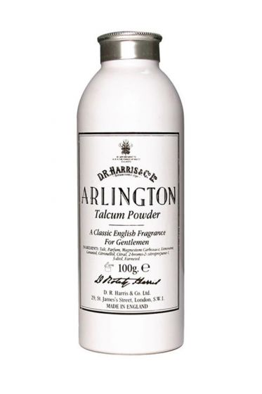 DR Harris talkpoeder Arlington 100gr