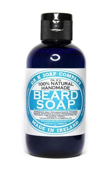 Dr K Soap Company baard shampoo Fresh Lime 100ml