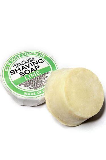 Dr K Soap Company scheerzeep Limoen 70gr