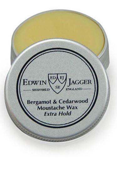 Edwin Jagger snorrenwax Extra Hold Bergamot & Cederhout 15ml