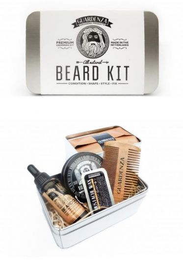 Guardenza baardset Beard Kit