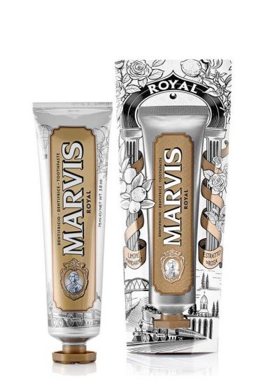 Marvis tandpasta Wonders of the World Royal 75ml