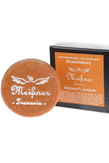 Meissner Tremonia scheerzeep Indian Flavour 95gr