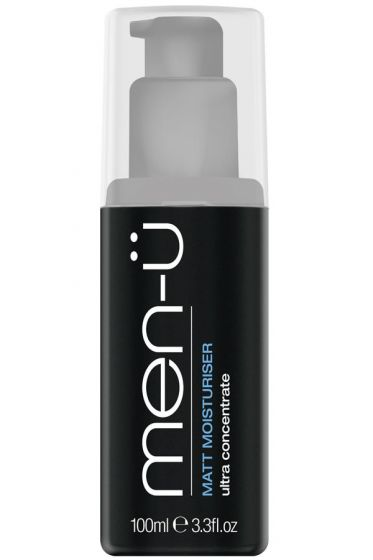 Men-Ü matt moisturiser 100ml
