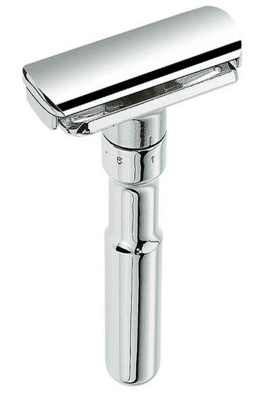 Merkur Futur double edge safety razor chroom