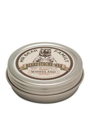 Mr Bear Family snorrenwax Woodland 30ml