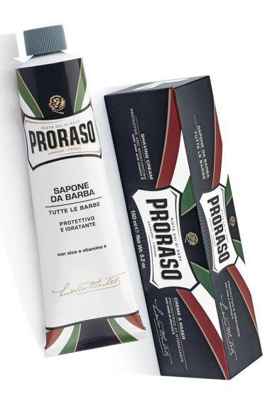 Proraso scheercrème voor droge huid 150ml