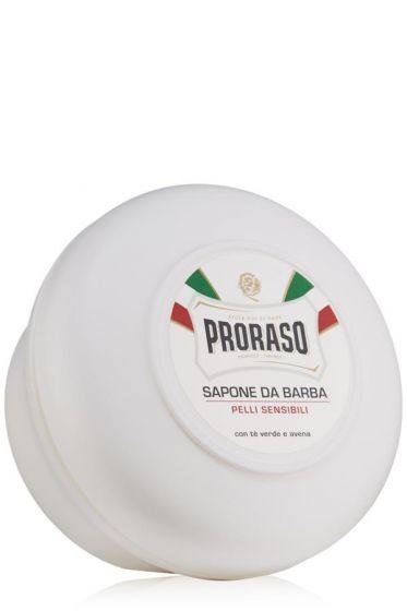 Proraso scheerzeep voor de gevoelige huid 150ml