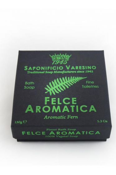 Saponificio Varesino badzeep Felce Aromatica 150gr
