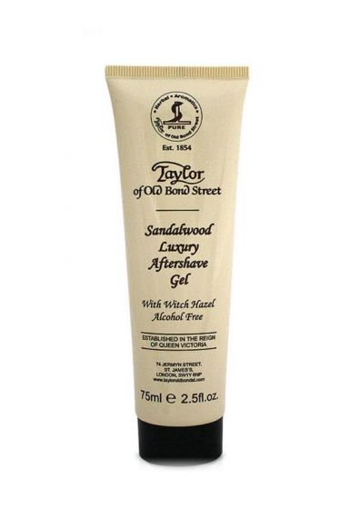 Taylor of Old Bond Str. after shave gel Sandelhout 75ml