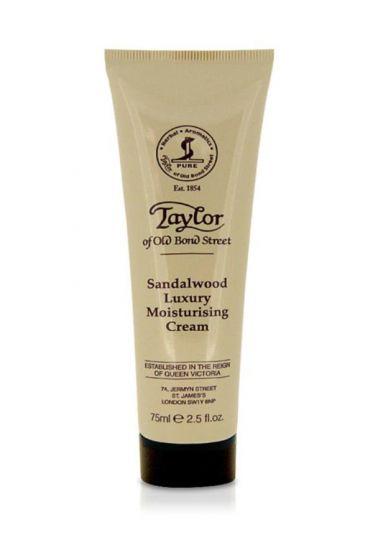 Taylor of Old Bond Str. moisturiser Sandelhout 75ml