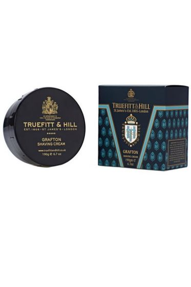 Truefitt & Hill Grafton scheercrème 190gr