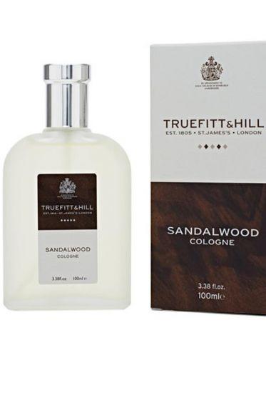 Truefitt & Hill Sandalwood Cologne 100ml